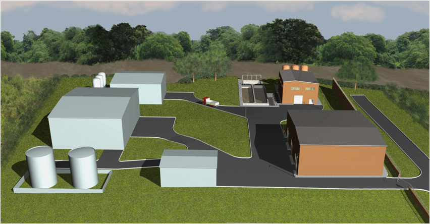 Solid waste management ckw environment for Household hazardous waste facility design